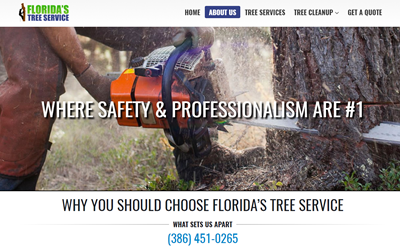 Florida's Tree Service is the Best Tree Service in Volusia County, Florida
