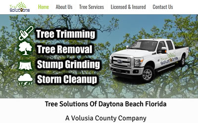 Tree Solutions Web Design