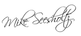 Mike Seesholtz Signature